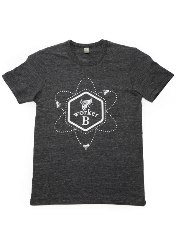 Atomic Bee Shirt Black Front