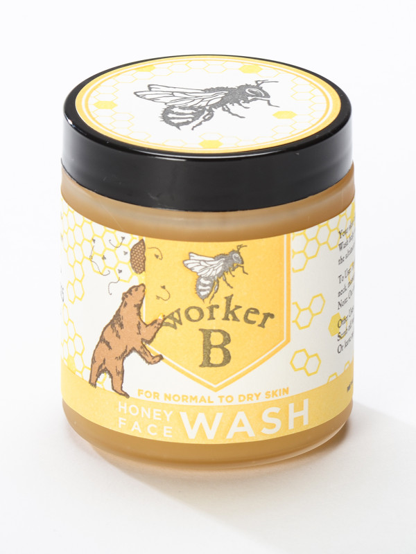 Dry Face Wash2