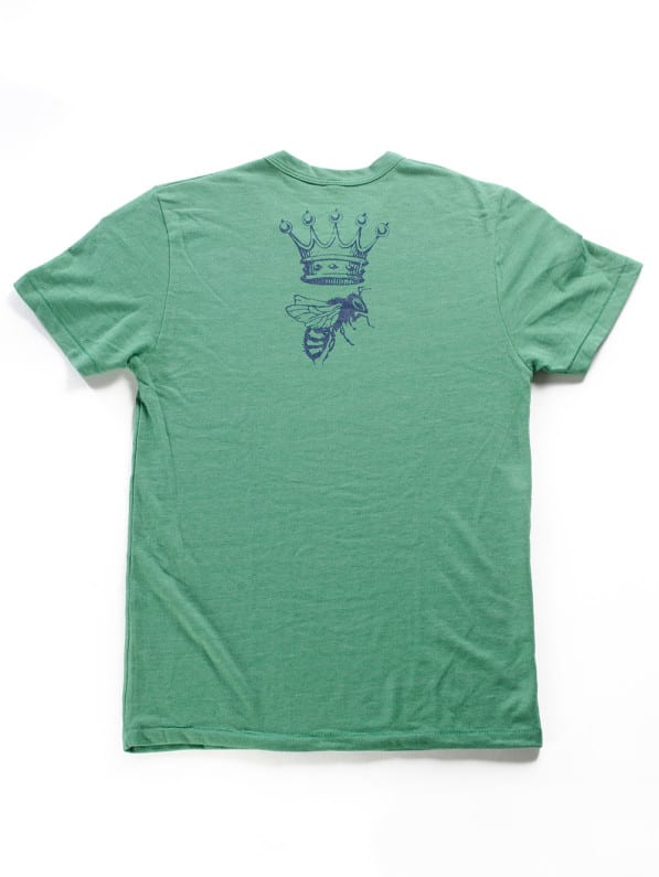 Queen Bee Shirt Back