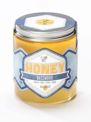 Raw Basswood Honey2
