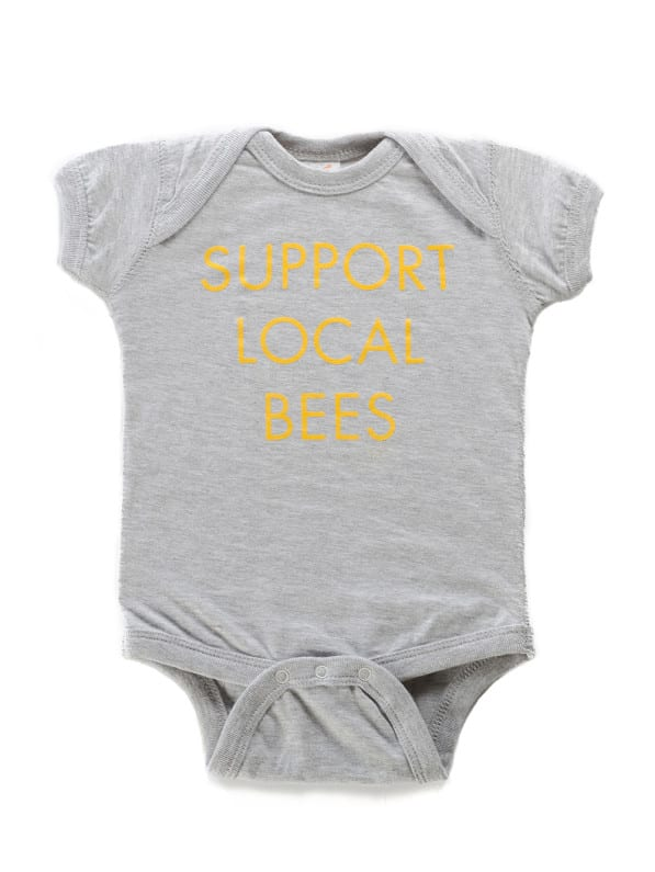 SLB Baby Suit Grey Front