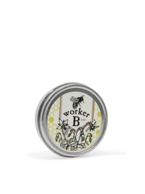 All Purpose Balm Tin by Worker B