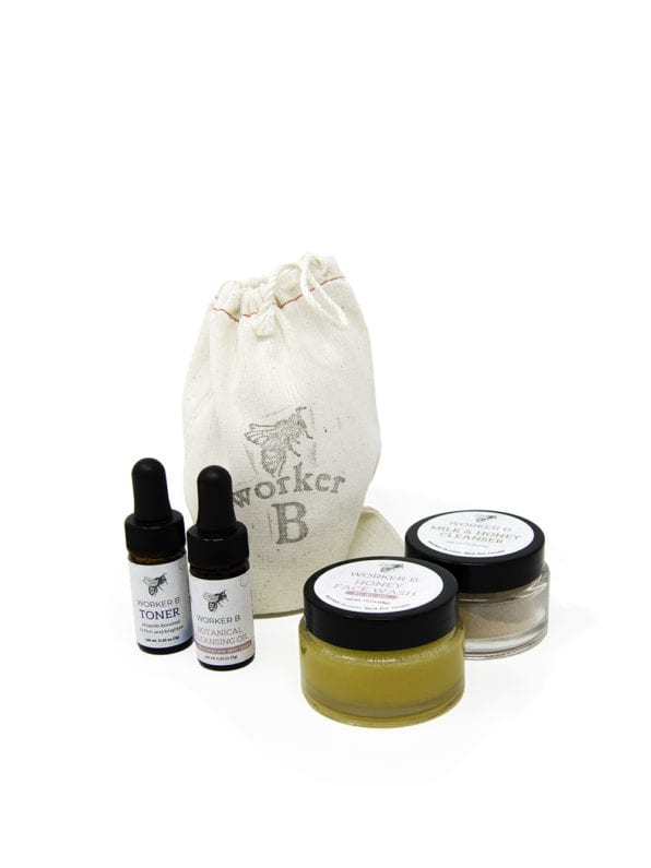 Worker-B-Deep-Cleansing-Kit-for-Dry-Skin