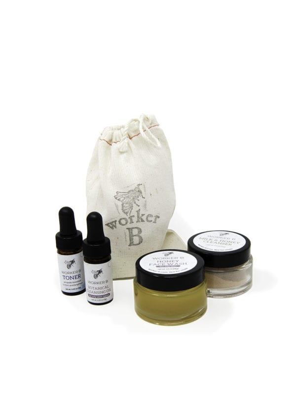 Worker-B-Deep-Cleansing-Kit-for-Oily-Skin