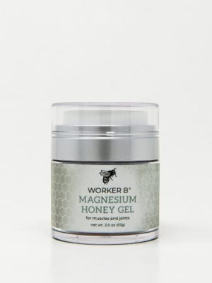 Magnesium Honey Gel by Worker B