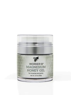 Magnesium Honey Gel by Worker B