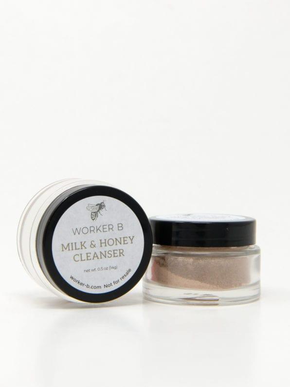 Worker-B-Milk-and-Honey-Cleanser-Sample