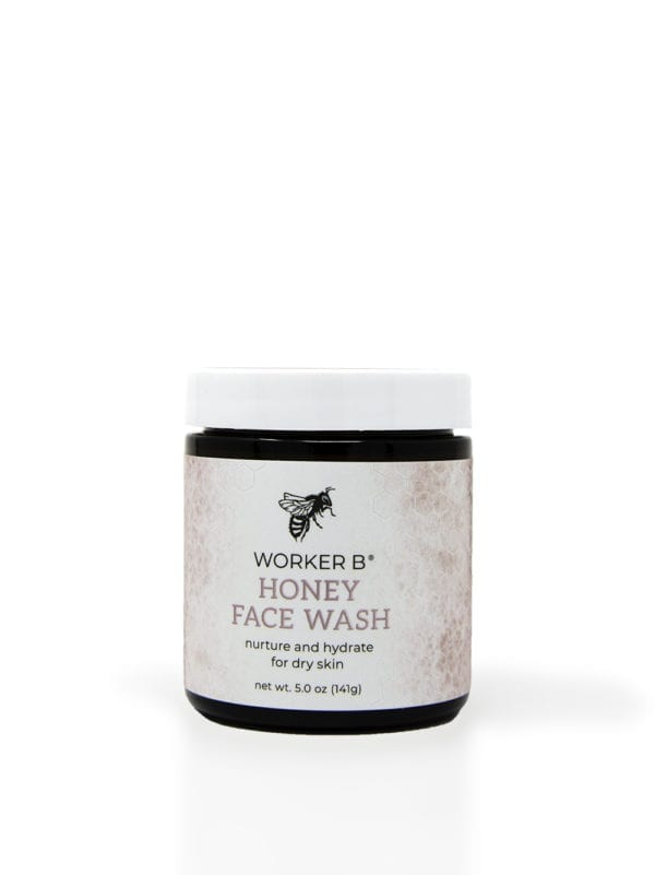 Worker-B-Raw-Honey-Face-Wash-for-Dry-Skin