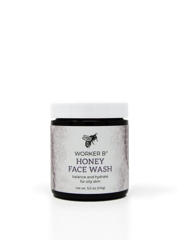 Worker-B-Raw-Honey-Face-Wash-for-Oily-Skin