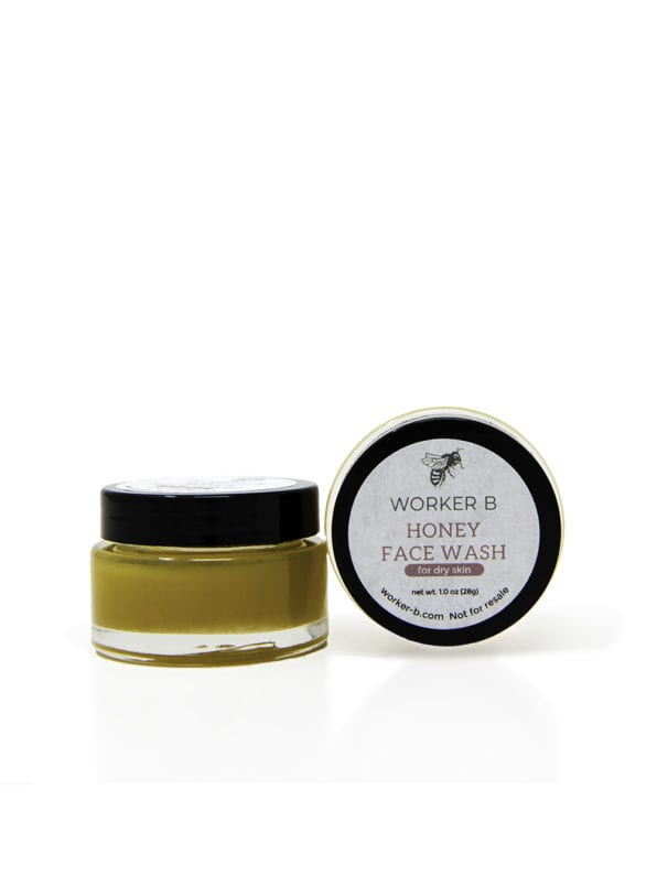Worker-B-Sample-Raw-Honey-Face-Wash-for-Dry-Skin