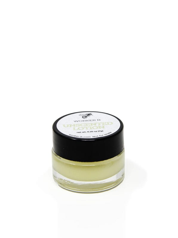 Worker-B-Sample-Unscented-Lotion