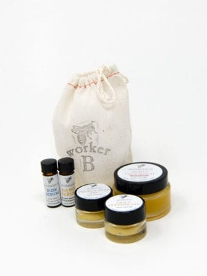 Three Week Ritual Kit for Dry Skin by Worker B