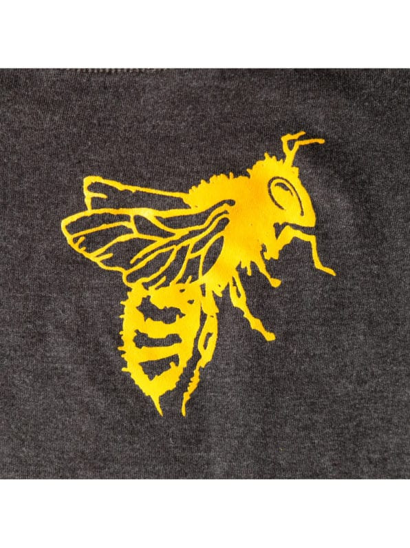 support-local-bees-toddler-shirt-logo