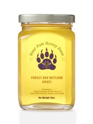 Bear Paw Raw Honey presented by Worker B