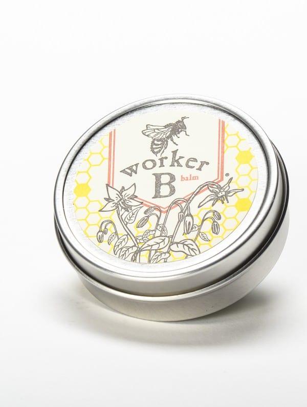 Worker B Balm Tin