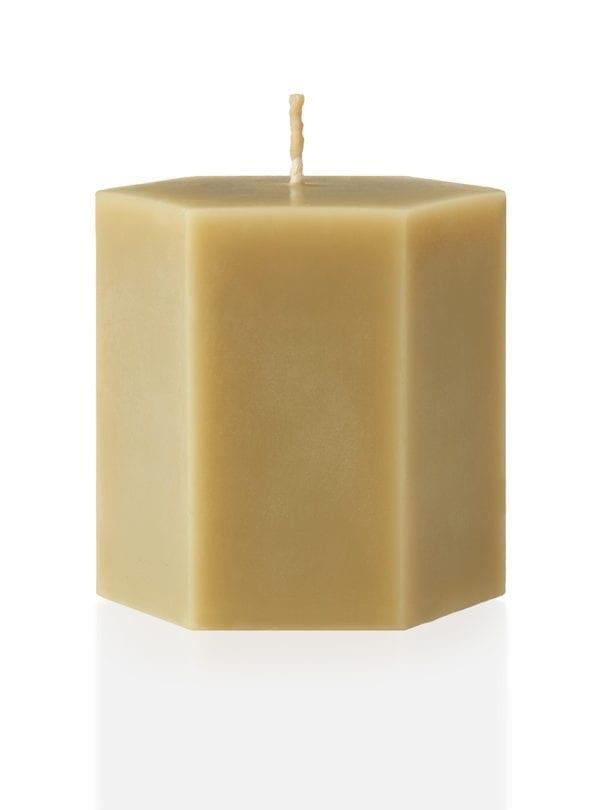 worker-b-bayberry-pillar-candle-short