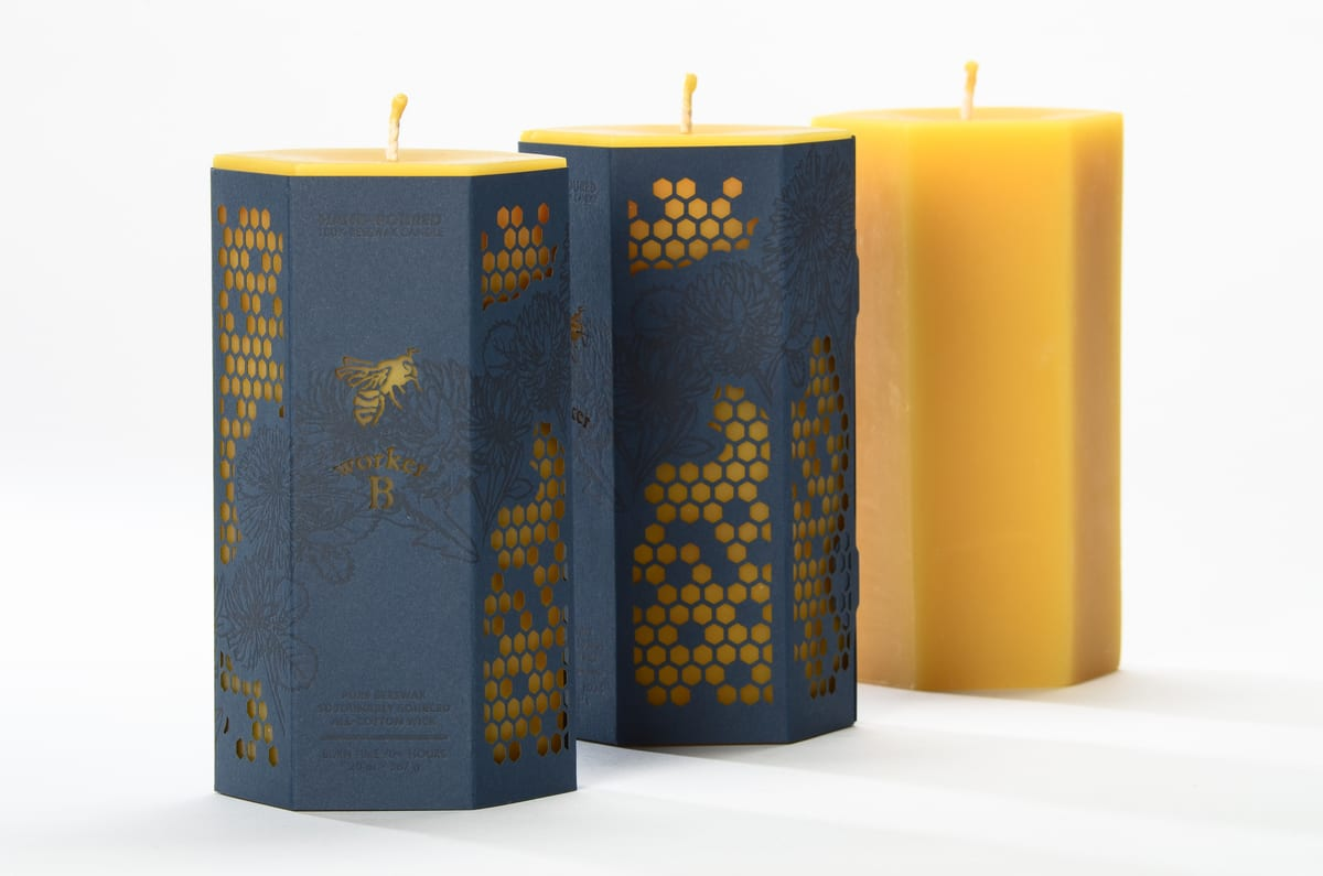 Beeswax Candles