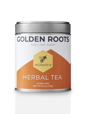 Golden Roots Herbal Tea by Worker B