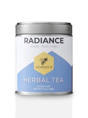 Radiance Herbal Tea by Worker B