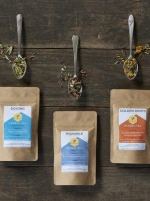 Herbal Tea Sample Pack by Worker B