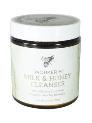 Milk & Honey Cleanser by Worker B