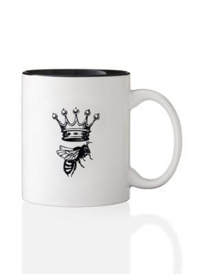 Queen Bee Mug by Worker B
