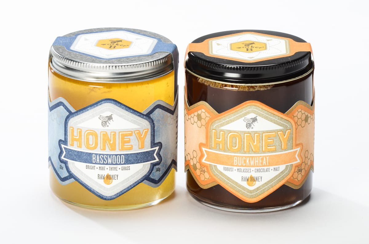 Varietal Raw Honey