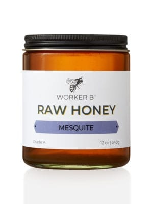 Mesquite (Mexico) Honey by Worker B