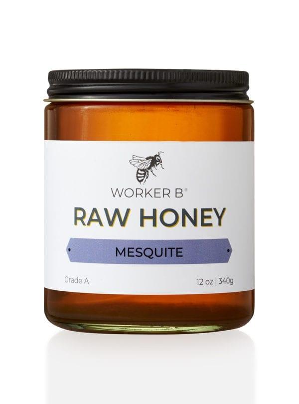 worker-b-raw-honey-12oz-mesquite-mexico