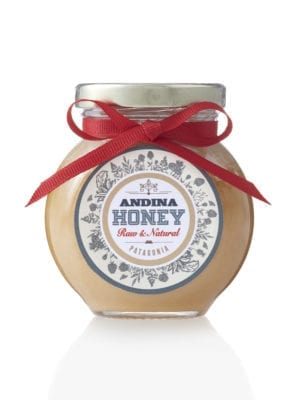 Andina Raw Honey presented by Worker B