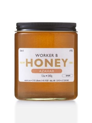 Azahar (Citrus Blossom) Honey by Worker B