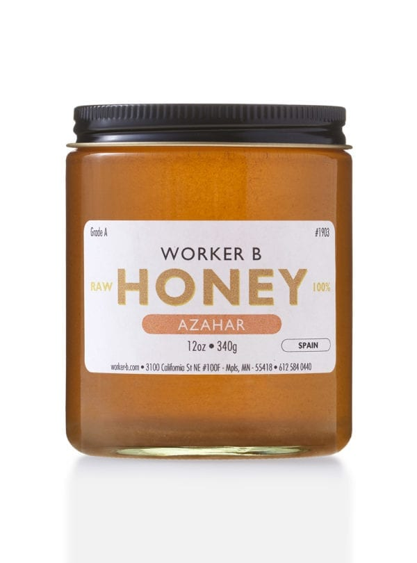worker-b-raw-honey-azahar-spain