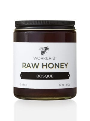 Bosque (Forest) Honey by Worker B