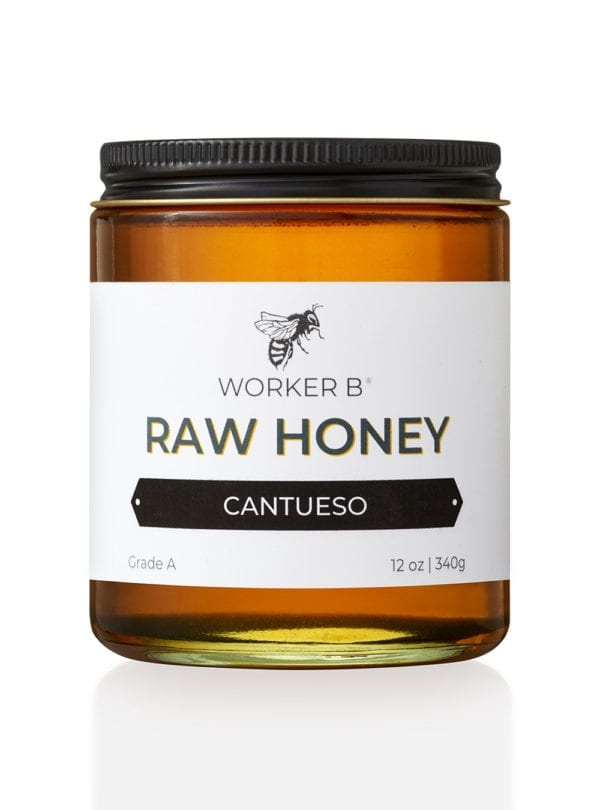 worker-b-raw-honey-cantueso-lavender-spain