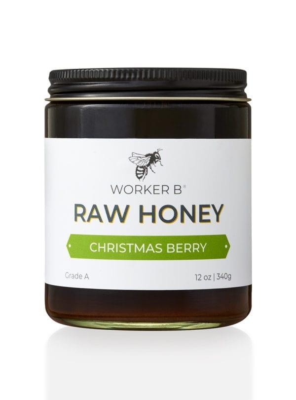 worker-b-raw-honey-christmas-berry