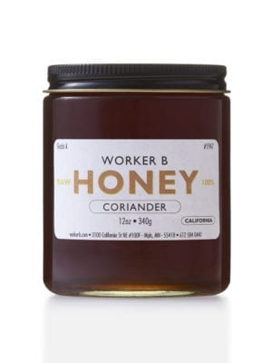 Coriander Honey by Worker B