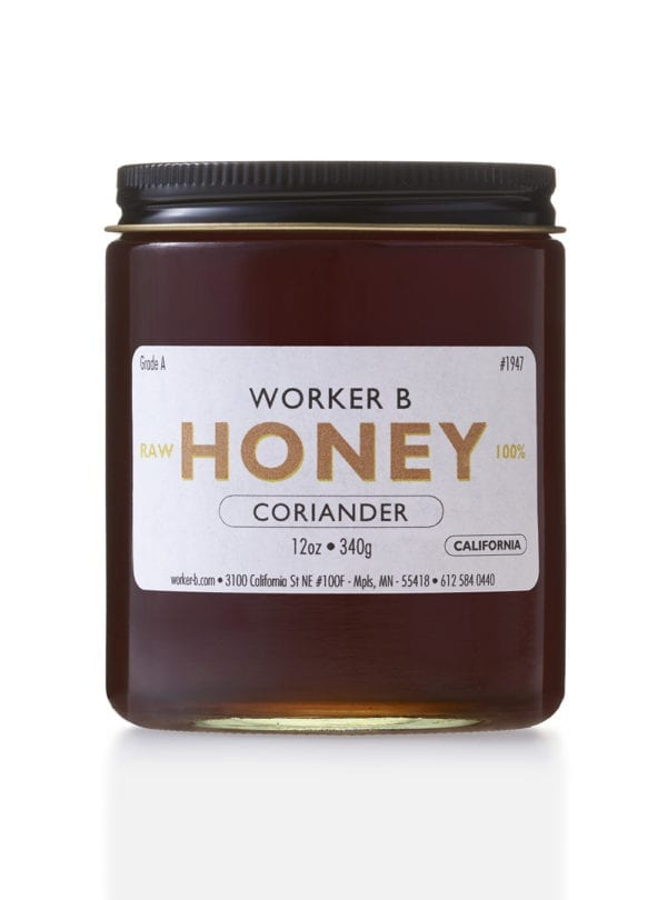 worker-b-raw-honey-coriander-california