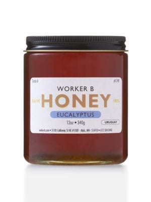 Eucalyptus Honey by Worker B