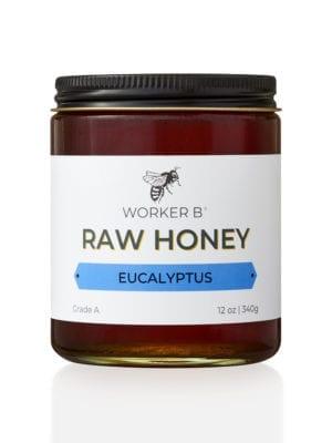 Eucalyptus Honey by Worker B