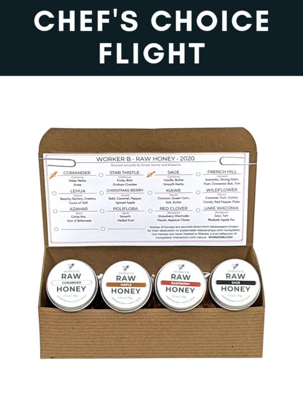 worker-b-raw-honey-flight-box-chefs-choice-b