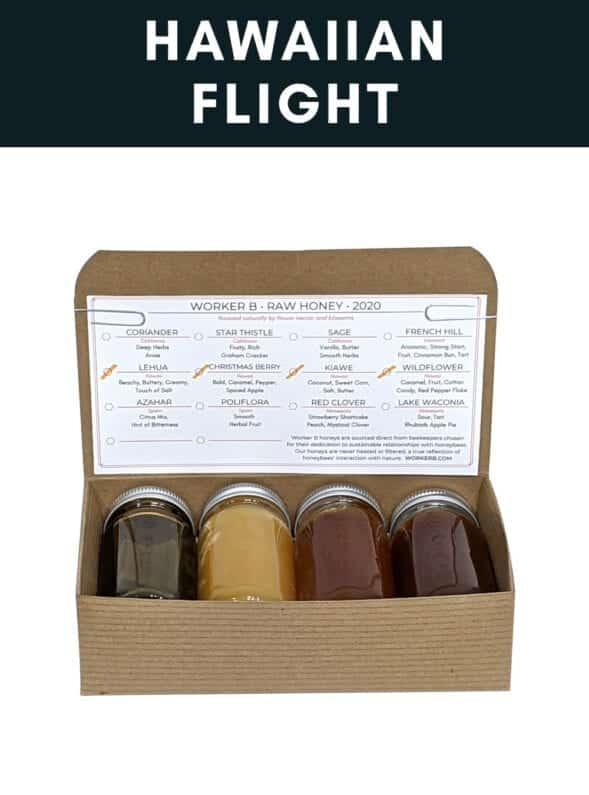 worker-b-raw-honey-flight-box-hawaiian-a