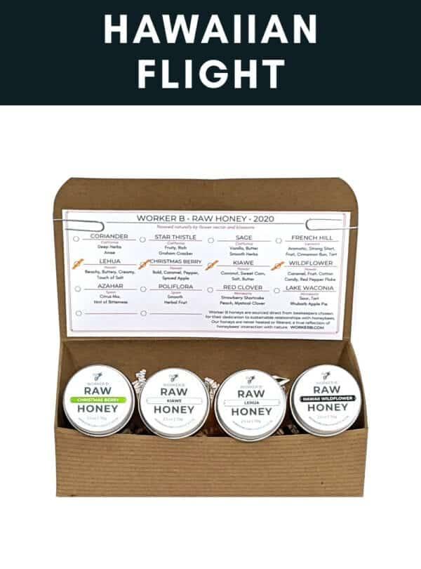 worker-b-raw-honey-flight-box-hawaiian-b