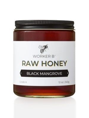 Black Mangrove Honey by Worker B