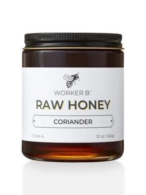 Coriander Honey by Worker B