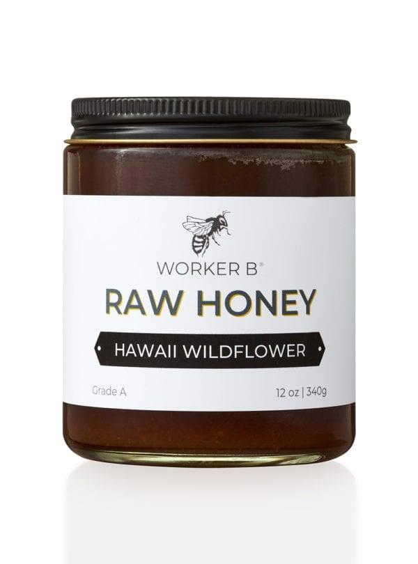 worker-b-raw-honey-hawaii-wildflower