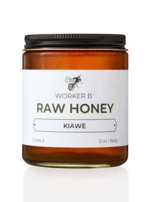 Kiawe Honey by Worker B