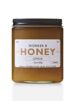 Lehua Honey by Worker B