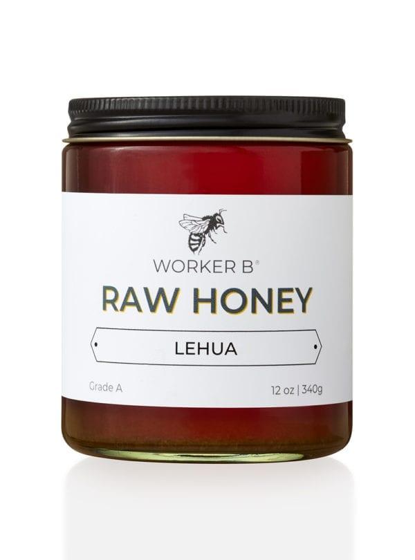 worker-b-raw-honey-lehua-hawaii