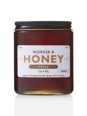 Maple Honey by Worker B
