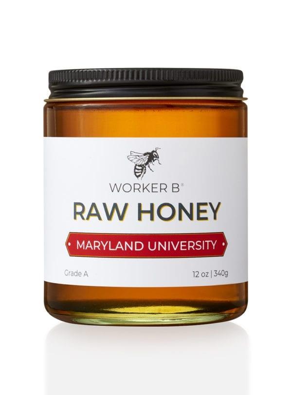 worker-b-raw-honey-maryland-university
